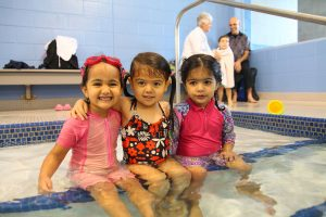 Kids swimming lessons – Accelerated