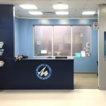 making waves swim school front desk
