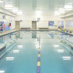 making waves swimming pool